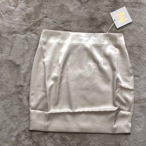 Meshki Satin Skirt